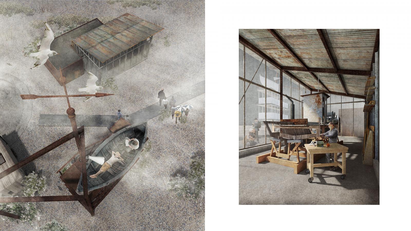 Zheng Xu work image