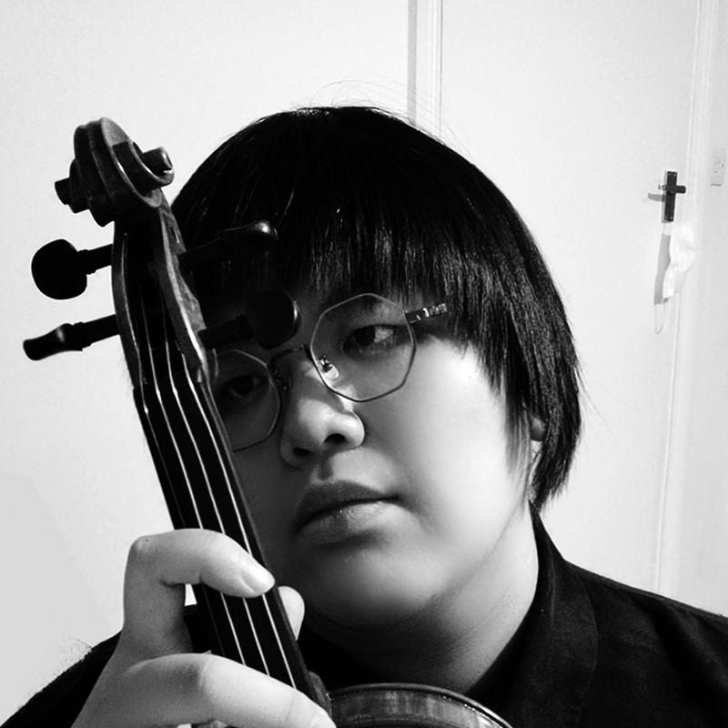 Ren Yuwei portrait